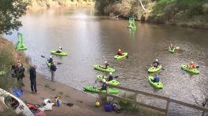 Kayak PaddleBall - Lillydale Lake - 9th Dec @ Lilydale lake, lilydale | Lilydale | Victoria | Australia